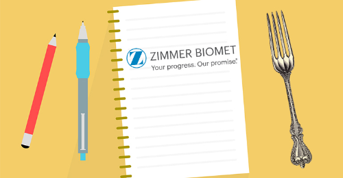 Image for Lunch and Learn: Zimmer Biomet