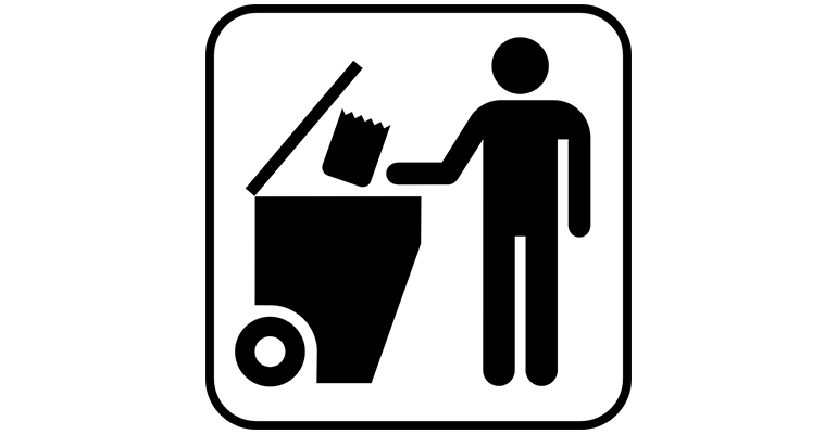 Image for Building K Trash Take Out