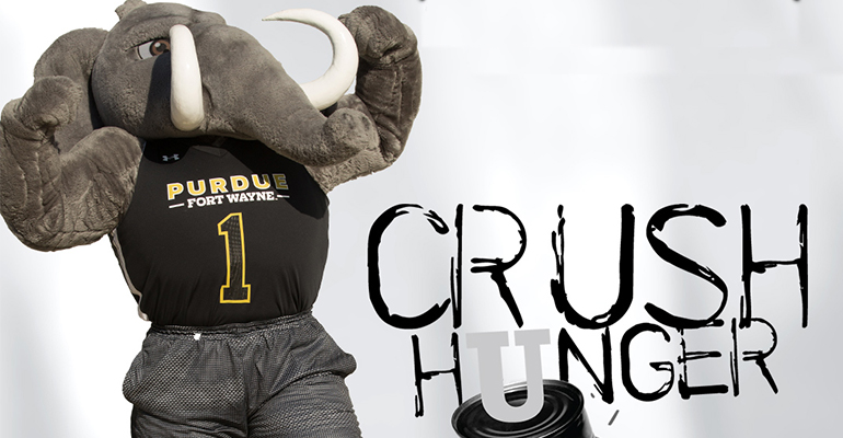 Image for U Can Crush Hunger Challenge