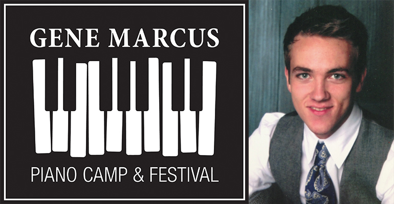 Image for Gene Marcus Piano Camp and Festival Emerging Artist Recital