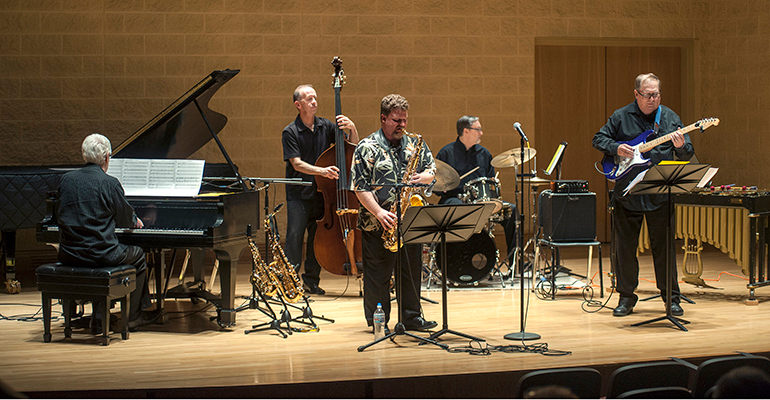 Image for Faculty Jazz Combo Concert