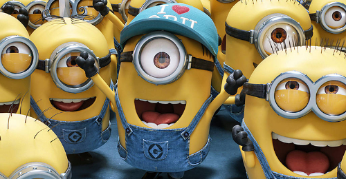 Image for Students With Families Movie Night: Despicable Me 3