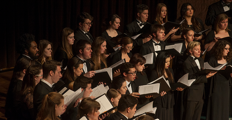 Image for Three Rivers Choral Festival:  Voices of Hope