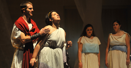 Image for Opera Ensemble presents Dido and Aeneas