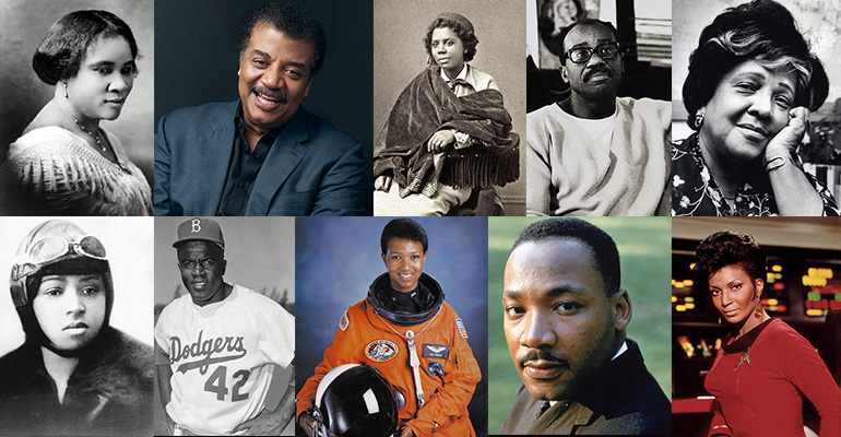Image for Black History Through the Decades