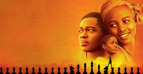 Image for Students With Families Movie Night: Queen of Katwe