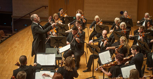 Image for Community Orchestra Concerto and Aria Concert