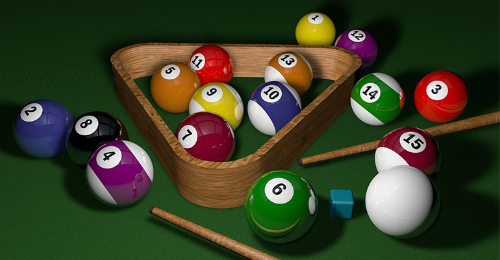 Image for Building F Pool Tournament