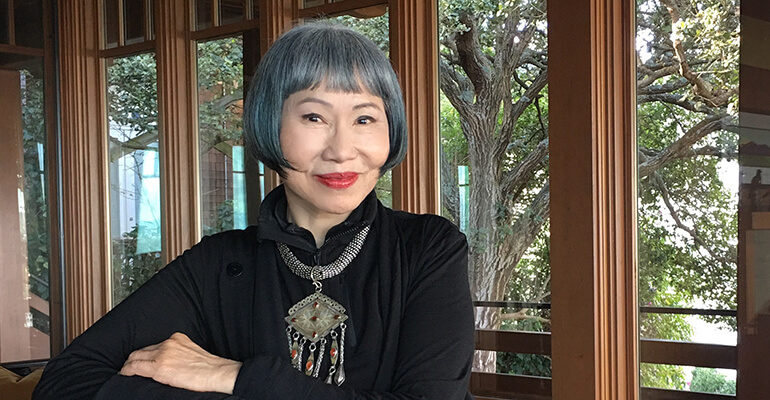 Image for Omnibus Lecture Series: Amy Tan