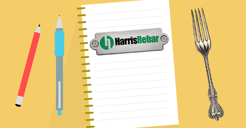 Image for Lunch and Learn: Harris Rebar