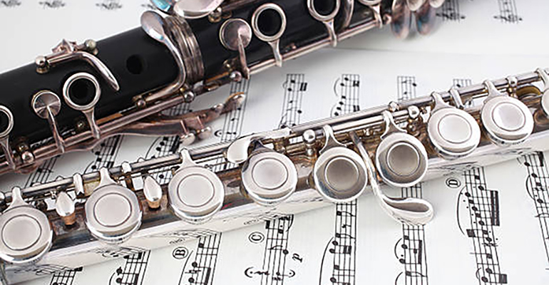 Image for Flute and Clarinet Day featuring Guest Artists Kevin Schempf, clarinet and  Roma Duncan, flute