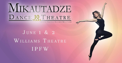 Image for Mikautadze Dance Theatre presents 10th Anniversary Celebration