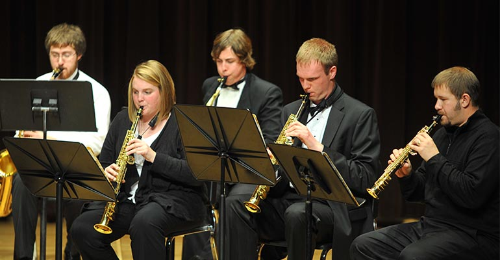 Image for Saxophone Quartet and Choir Concert