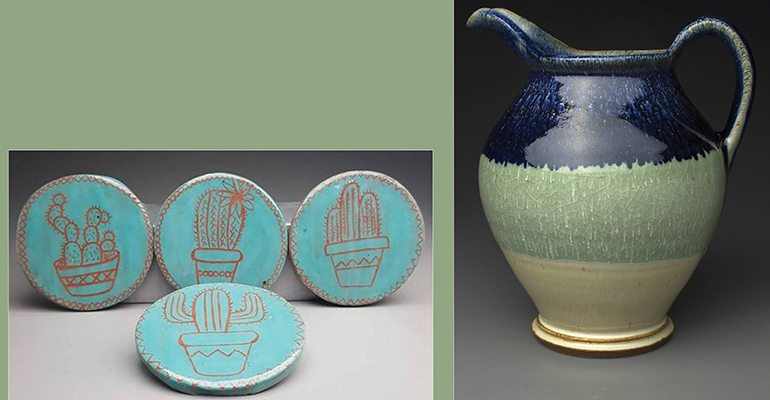 Image for Ceramics Club Holiday Pottery Sale