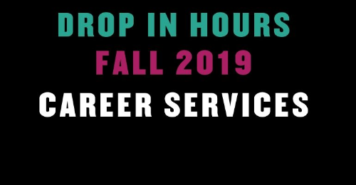 Image for Drop In Hours at Career Services