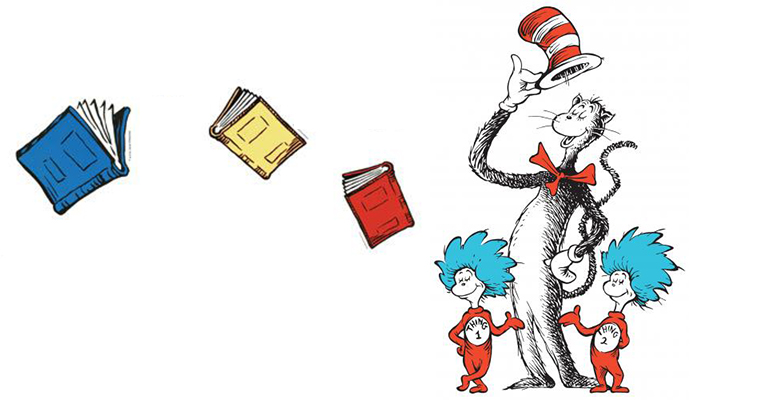 Image for Hats Off to Reading Dr. Seuss Children's Reading Adventure