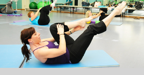 Image for Group Ex Fitness Class: Pilates