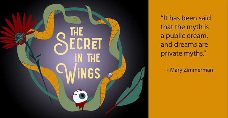 Image for The Secret in the Wings