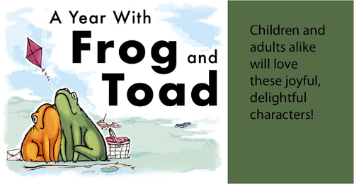 Image for A Year with Frog and Toad