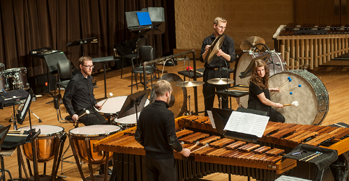Image for Percussion Ensemble Concert