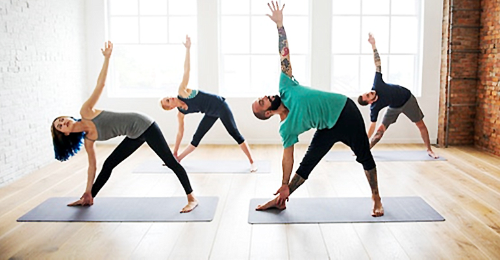 Image for Group Ex Fitness Class: Yoga