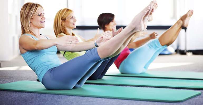 Image for Group Ex Class: Pilates