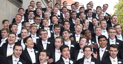 Image for Purdue Varsity Glee Club in Concert