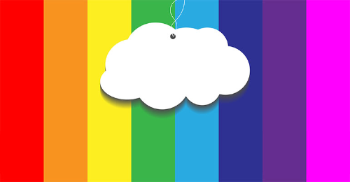 Image for LGBTQ Resource Center Info Table