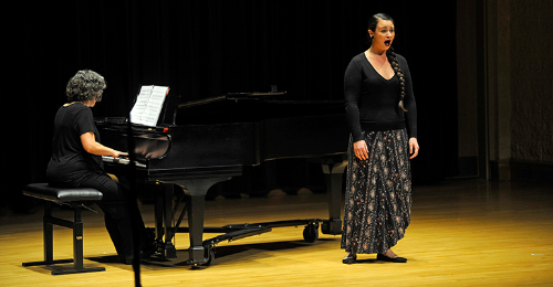 Image for Vocal Division Recital