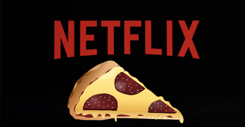 Image for Netflix and Pizza