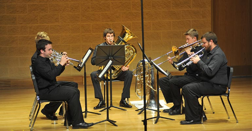 Image for Brass Area Recital