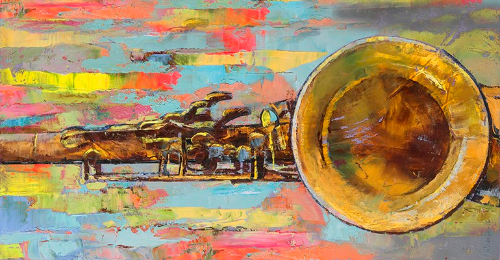 Image for Faculty Artist Recital featuring Farrell Vernon, saxophone