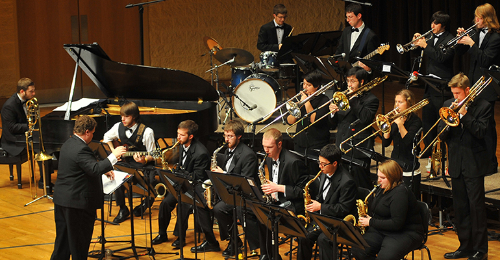 Image for Jazz Ensemble Holiday Swing Concert