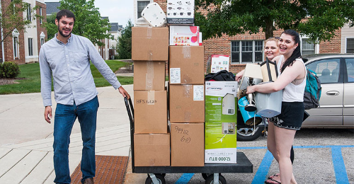 Image for Move-In Day