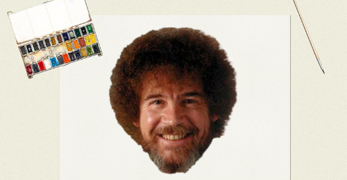 Image for Painting with Bob Ross