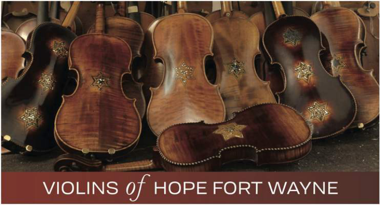 Image for Violins of Hope: Stories of Defiance, Resilience, and Legacy