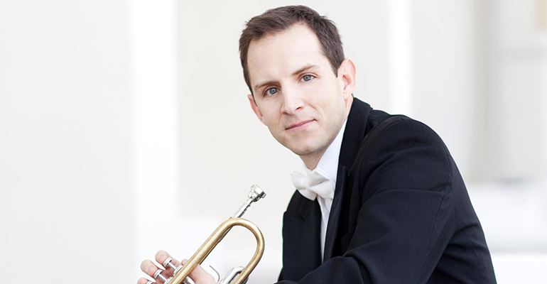 Image for Guest Artist Masterclass and Recital featuring Thomas Hooten, trumpet