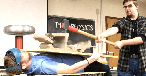 Image for Physics Halloween Demo