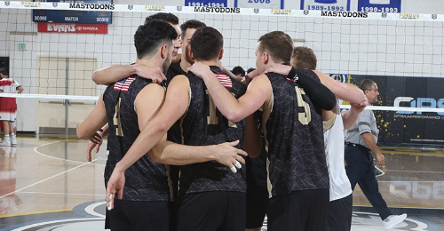 Image for Men's Volleyball vs. Belmont Abbey