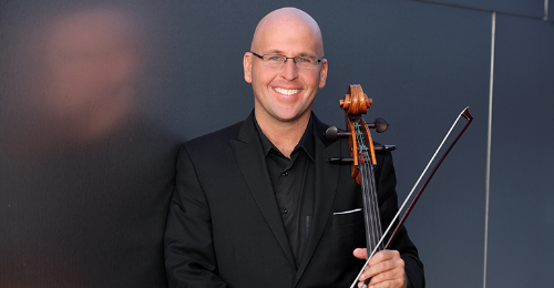 Image for Guest Artist Masterclass featuring Robert deMaine, cello