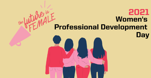 Image for Women's Professional Development Day 2021 (Workshop #2)