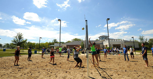 Image for Sand Volleyball Tournament