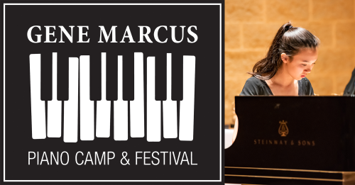 Image for Gene Marcus Camp Student Recital
